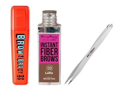 3 New Products to Transform Your Brows