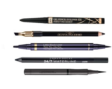 The Newest, Easiest-to-Use Eyeliners
