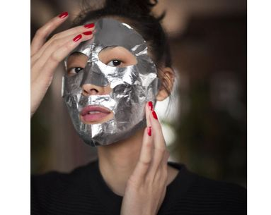 The New Foil Mask That Has Every Beauty Editor Obsessed