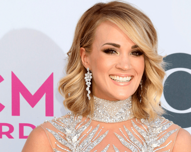 Seems me, Carrie underwood is chubby