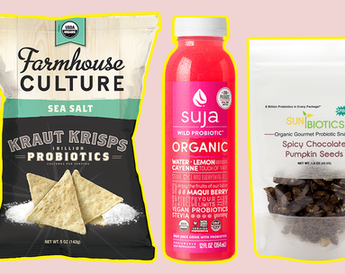 8 Probiotic-Infused Snacks to Try If You Hate Kombucha