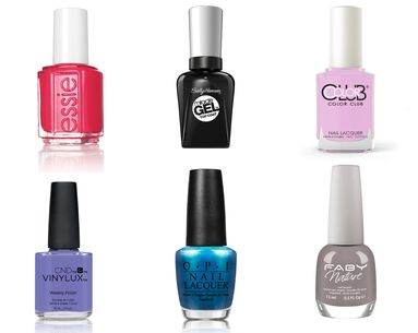 The 8 Best Long-Lasting Nail Polishes