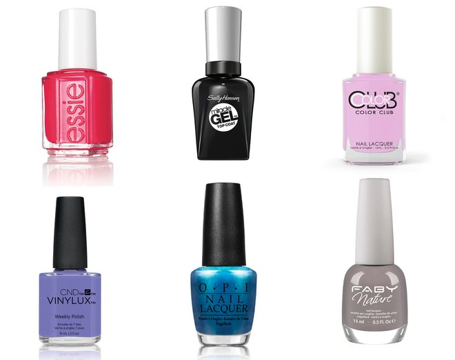 Best Long-Lasting Nail Polishes - Hands + Nails - Body The Beauty ...