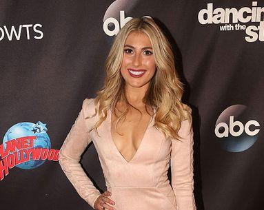 Pro Dancer Emma Slater Spills Behind-the-Scenes Beauty Secrets From DWTS