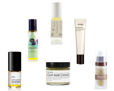 The 7 Best Products for Busting Blemishes