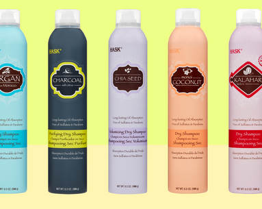 This New $8 Dry Shampoo Collection Makes Sure You Never Use the Wrong Product Again