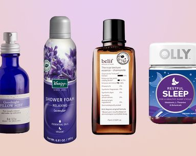 Stock up on These 10 Products for Your Best Night's Sleep Yet