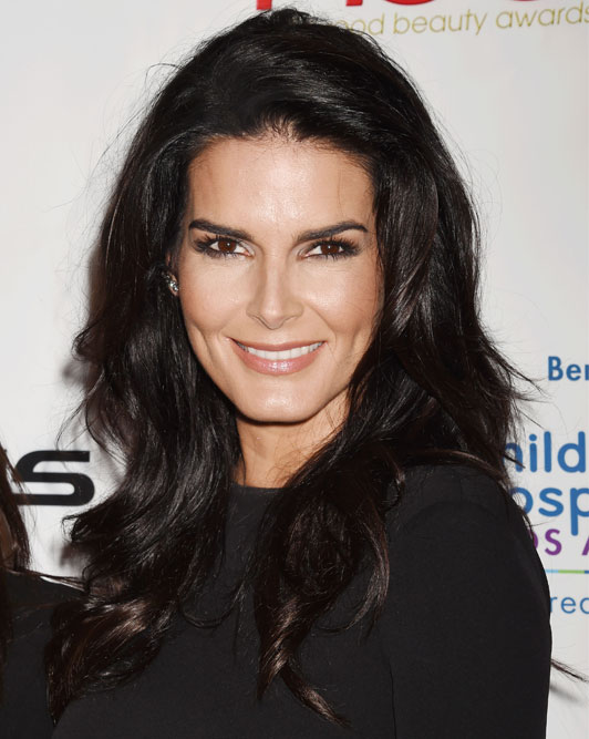Angie Harmon Shares The Secret To Her Perfect Figure