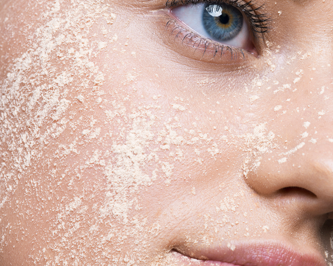 vitamin c powder for skin