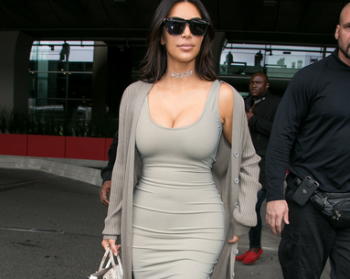 Exactly What Kim Kardashian Ate Every Day to Lose 60 Pounds