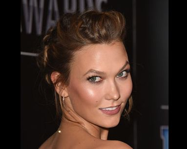 Get the Look: Karlie Kloss's Updo