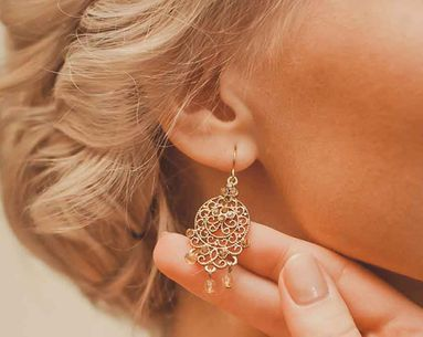 Have We Been Wearing Earrings Wrong All This Time?