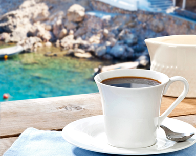 Is Greek Coffee the Secret to a Long Life?