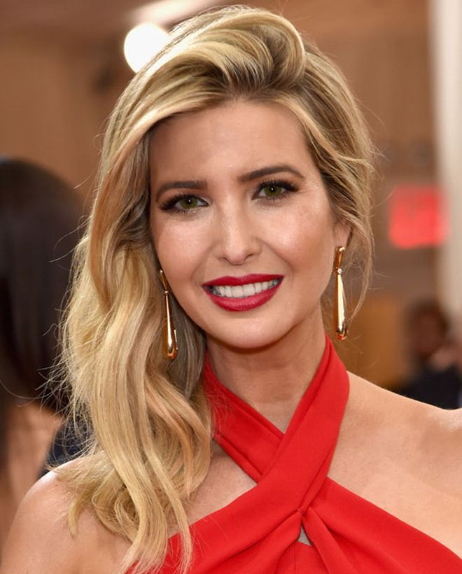 Ivanka Trump Makeup And Beauty Celebrity Dailybeauty