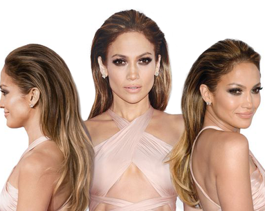 How To Get Jennifer Lopez's Sexy Slicked-Back Hair