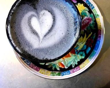 Charcoal Lattes Are Here...Say Hello to Your Detox Drink of the Summer