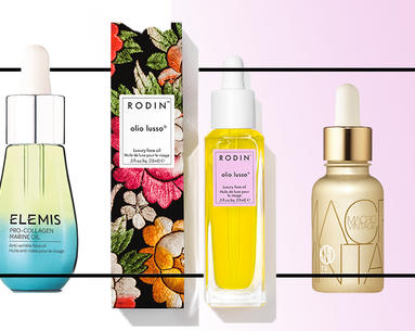 14 Fast-Acting Facial Oils That Will Transform Your Skin