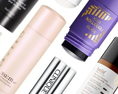Trending Now: Cleansing Sticks Are the Easiest Way to Better Skin