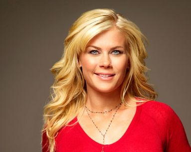 A Day in the Life of Alison Sweeney, Host of The Biggest Loser