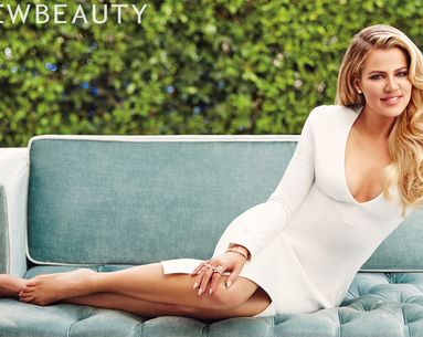 5 All-Natural Beauty Tips Khloe Kardashian Swears By