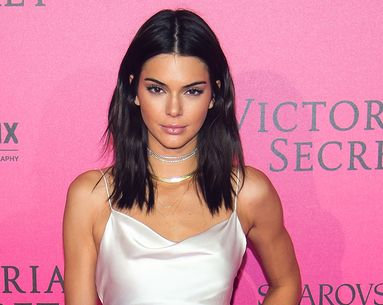 Kendall Jenner's Weird Weight-Loss Trick Involves Paint