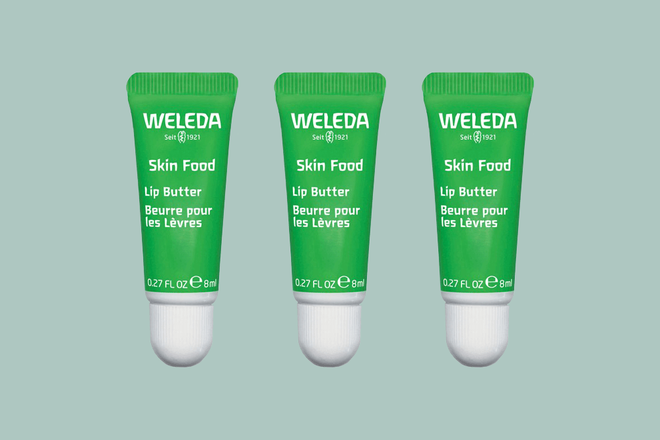 skin food weleda reviews