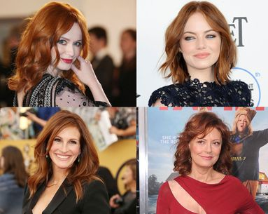 Sexy at Every Age: The Hottest Celebrity Redheads