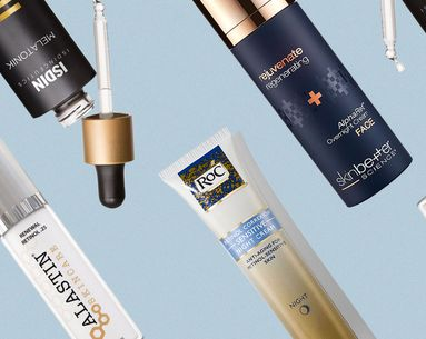Hard-Working Retinols That Are Great for Sensitive Skin, According to Dermatologists