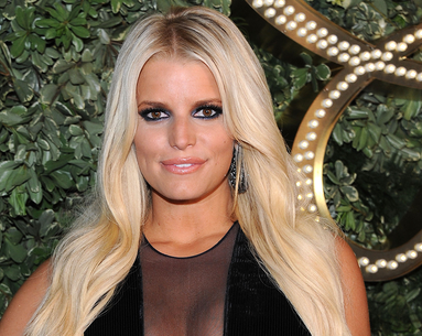This Picture of Jessica Simpson's Leg Hair Is the Most Relatable Thing You'll See All Day
