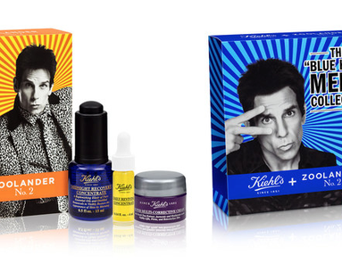Kiehl's Teams Up With Zoolander to Keep Everyone Ridiculously Good Looking