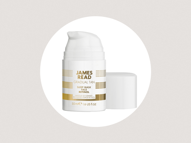 James Read Sleep Mask Face Retinol Newbeauty