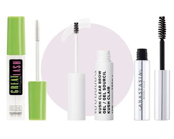 The 12 Best Clear Mascaras Money Can Buy