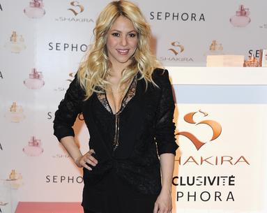 Shakira Shakes Off Her Baby Weight