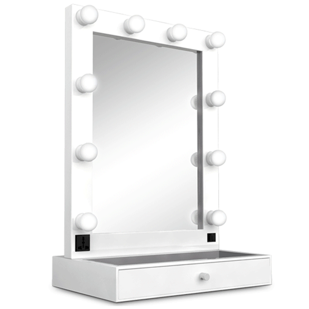 Grand Mirrors Hollywood Tabletop Mirror ($289)