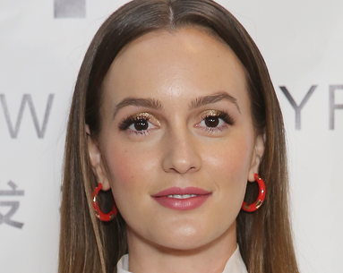 Leighton Meester's New Hair Could Be the Most Drastic Change We've Seen Yet