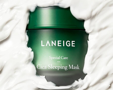 If You Like the Cult-Classic Lip Mask from Laneige, You'll Love Their Latest Launch