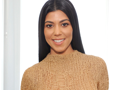 The Simple Trick That Kourtney Kardashian Uses to Lose 2 Pounds In A Day