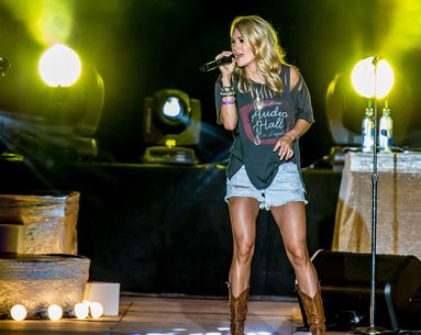 5 Workout Tips That Keep Carrie Underwood in Such Great Shape