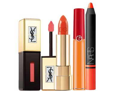 4 Expert Tips For Wearing Orange Lip Color