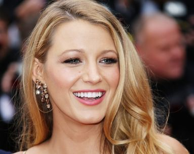 Blake Lively Went Dark and She Looks Totally Different