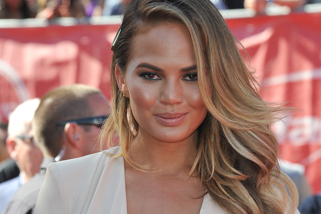 Chrissy Teigen Plastic Surgery Wrinkles Skin Care Dailybeauty