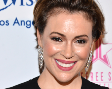 Alyssa Milano Is Putting This Ingredient Into 'Everything' This Summer