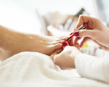 This Nail Salon Is Under Fire for Charging Overweight Customers More for a Pedicure