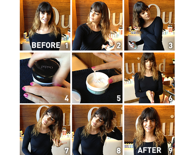 Easy Waves for Stubbornly Straight Hair