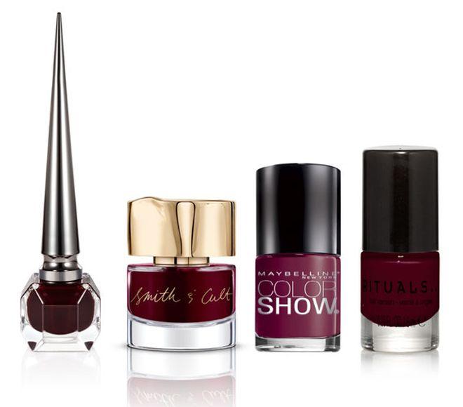 Nail Files: Marsala - Hands + Nails - Body The Beauty Authority ...