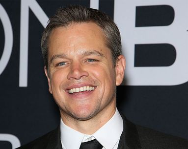 Matt Damon Reveals His Weight Loss Diet Could Have Killed Him