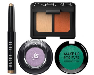 The 7 Best Eye Shadows for Blue Eyes