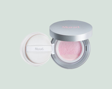 This Mattifying Cushion Compact Means You'll Never Have to Carry Powder Again
