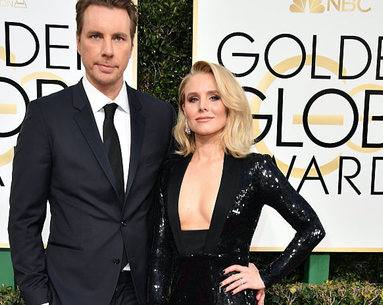Kristen Bell Just Got So Real With Her Bigger-Butt Trick at the Golden Globes
