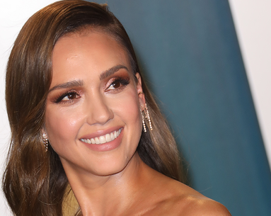 The Facial-Toning Device and CBD Lotion Jessica Alba Counts as Her Pre-Glam Must-Haves